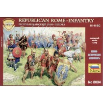 Roman Republican Infantry  1/72