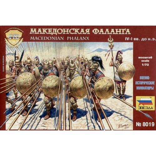 Macedonian Phalanx IV-1 BC 1/72