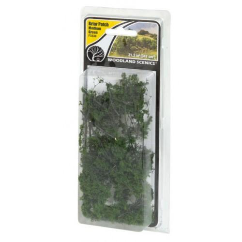 Brezo seco verde
