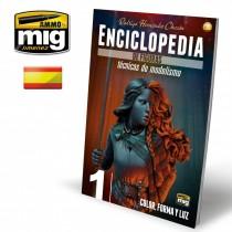 ENCICLOPEDIA DE TECNICAS DE MODELISMO DE FIGURAS VOL. 1 - COLOR, FORMA Y LUZ (Castellano)