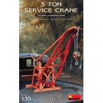 3 Ton Service Crane 1/35