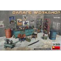 GARAGE WORKSHOP  1/35