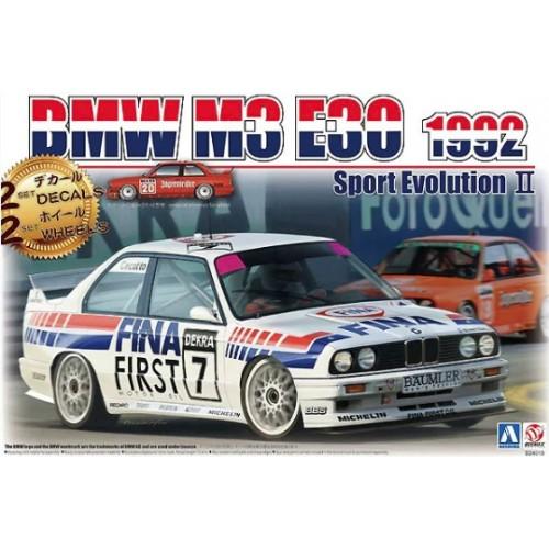 Bmw M3 E30 1992 Sport Evolution II  1/24