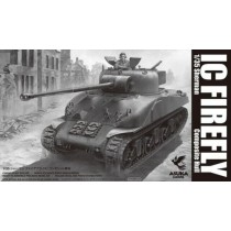 Sherman IC FIREFLY Composite Hull 1/35