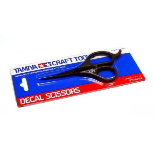 Modeling Scissors - For decals