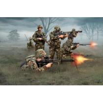 Modern British Infantry  1/72