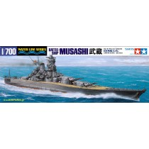 WWII, IJN Battleship Musashi