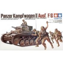 Pz.Kpfw.II Ausf.F/G  1/35