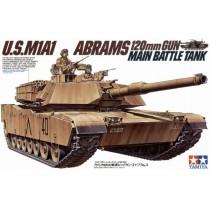 M1A1 Abrams 120mm gun Main Battle Tank 1/35