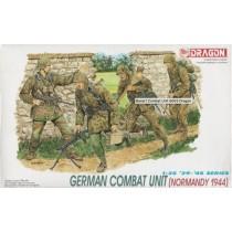 German Combat Unit (Normandy 1944) 1/35