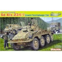 Sd.Kfz.234/1 Schwerer Panzerspähwagen (2cm) 1/35