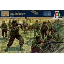 U.S. Infantry (WWII)  1/72