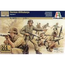 German (WWII) DAK/Afrika Korps  1/72