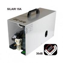 Compresor Werther Sil-Air 15A silencioso
