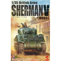 British Army Sherman V (M4A4) 1/35