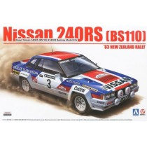 Nissan 240RS (BS110) 1/24