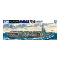 I.J.N. AIRCRAFT CARRIER AMAGI 1/700