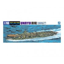 I.J.N. AIRCRAFT CARRIER UNRYU 1/700