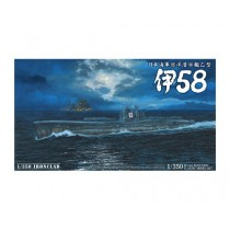 I.J.N SUBMARINE I 58 1/350