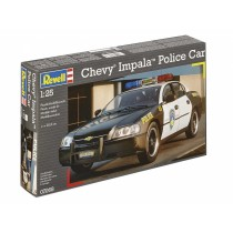 Chevy Impala Police Car 1/24