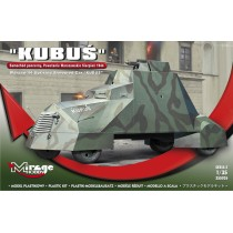"Uprising Armoured Car ""kubus"" 1/35"