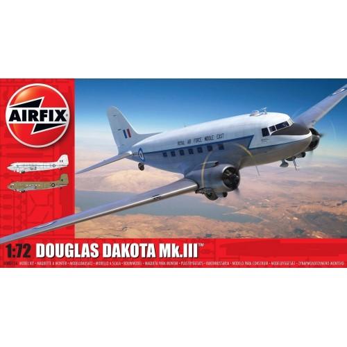 Douglas Dakota Mk.IV Dan-Air Services 1/72