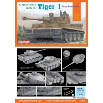 "Tiger I ""Early Production"" 1/72"