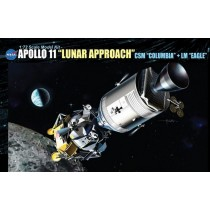 "Apollo 11 ""Lunar Approach"" CSM ""Columbia"" + LM ""Eagle"" 1/72"