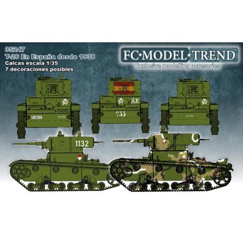 Calcas AMX-30 en España 1/35