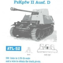 CADENAS Pz.Kpfw.II Ausf.D Early 1/35