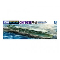 AIRCRAFT CARRIER CHITOSE 1/700