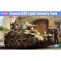 French R39 Light Infantry Tank 1/35