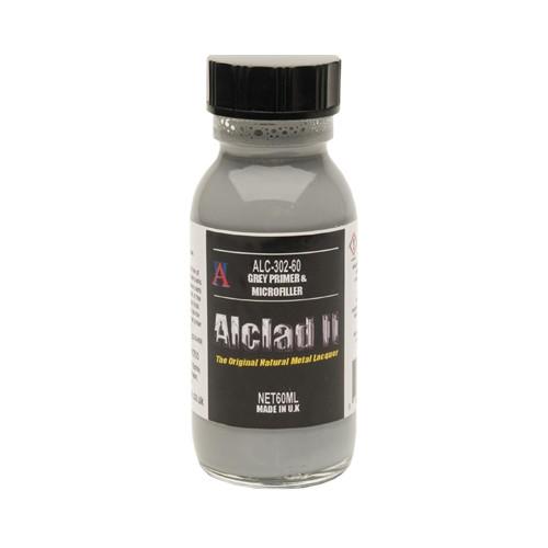Alclad II Grey Primer & Microfiller (60ml)