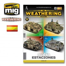 The Weathering Magazine Número 28. CUATRO ESTACIONES (Castellano)