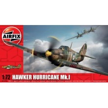 Hawker Hurricane Mk.I New Tooling! 1/72