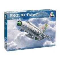 Mikoyan MiG-21bis  ''Fishbed'' 1/72