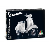 Vespa 125 Primavera Chromed parts 1/9