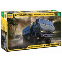 "Russian three axle truck K-5350 ""MUSTANG"" 1/35"