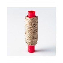 Hilo algodón crudo 0,75  20 mtrs.