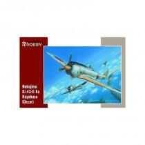 Nakajima Ki-43-II Kó Hajabusa/Oscar 1/72
