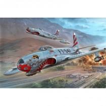"F-80C ""Over Korea"" 1/32"