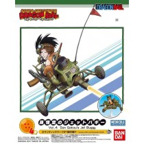 Dragon Ball Vol.6 Oolong's Road Buggy