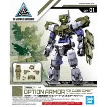 30MM Option Armor for Close Combat (for ALTO, Dark Green) 1/144