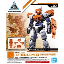 30MM Option Armor for Close Combat (for ALTO, Orange) 1/144