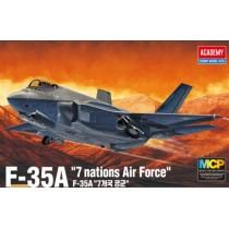 Lockheed-Martin F-35A Export. 1/72