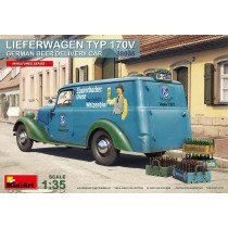 Lieferwagen Typ 170V German Beer Car  1/35