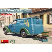 Lieferwagen Typ 170V German Beer Car 1/35