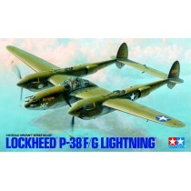Lockheed P-38F/G Lightning 1/48