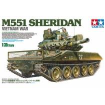 M551 Sheridan (Vietnam) 1/35