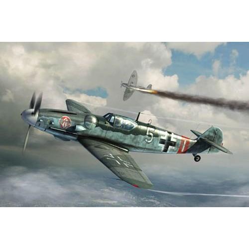 Messerschmitt Bf-109G-6 (Late) 1/32